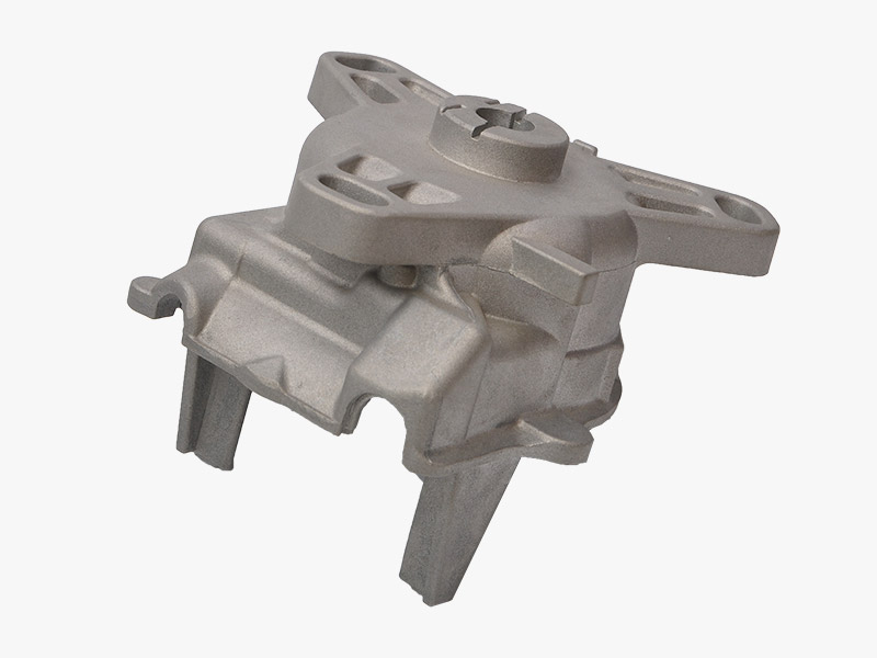 OEM Casting auto parts aluminum die casting engine cover