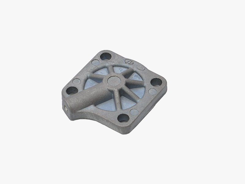 Customized magnesium die casting parts mini hydraulic cylinder cover