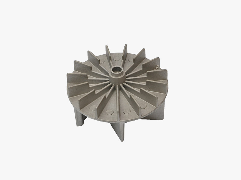 OEM aluminum oilless air compressor casting parts