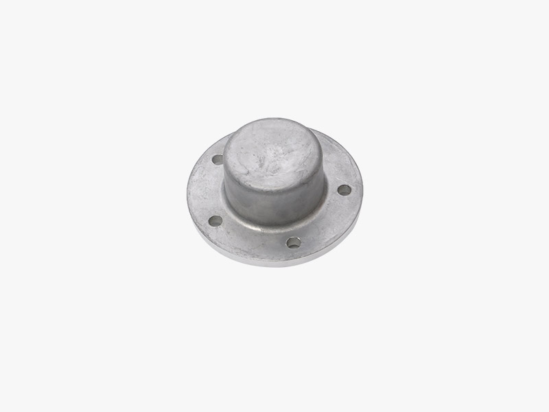 China OEM factory precision casting aluminum valve housing