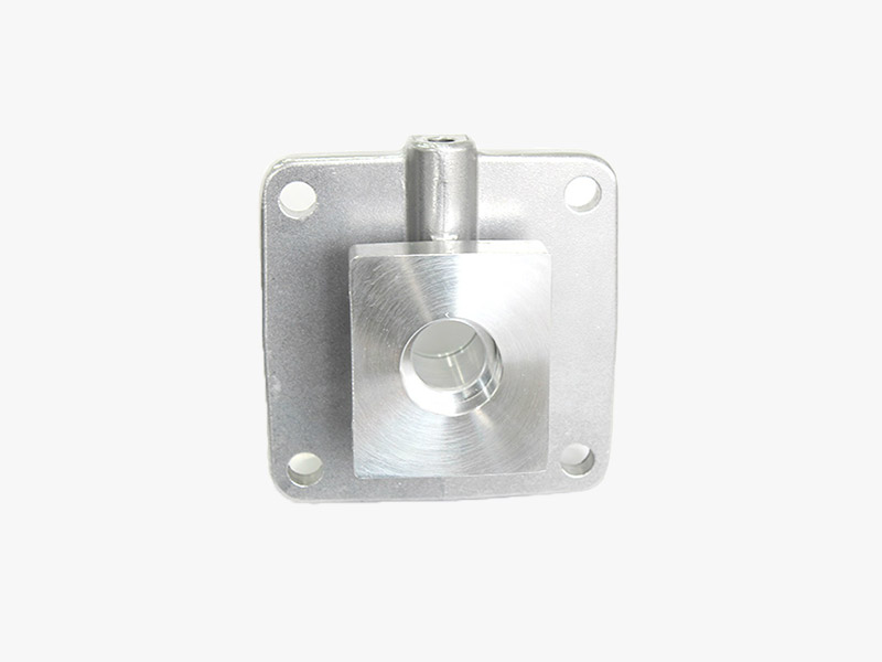 Customized auto parts aluminum die casting cylinder wheel hub auto bearing