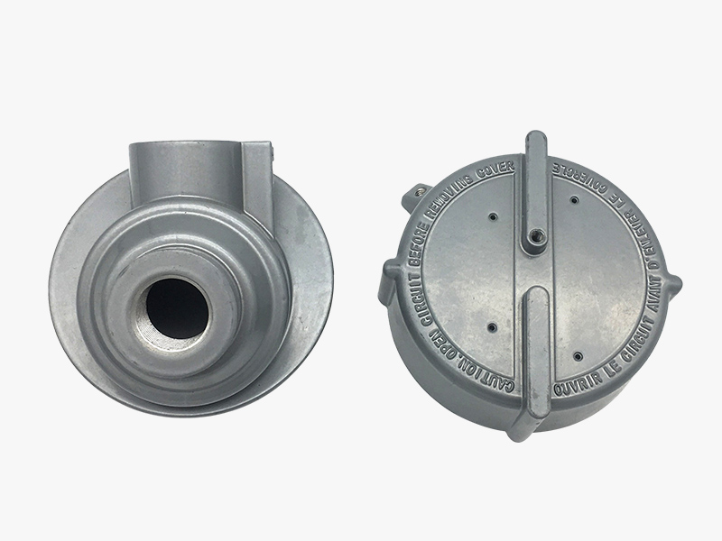 Customized OEM die-casting zinc valve parts die casting