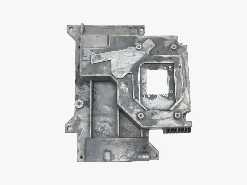 Customized Fabrication Service OEM Aluminum Zinc die casting motor housing