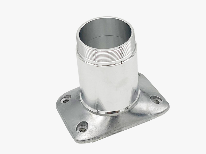 Custom Made Aluminum Aluminum Surface Finish CNC Machining Turned Parts Micro Machining