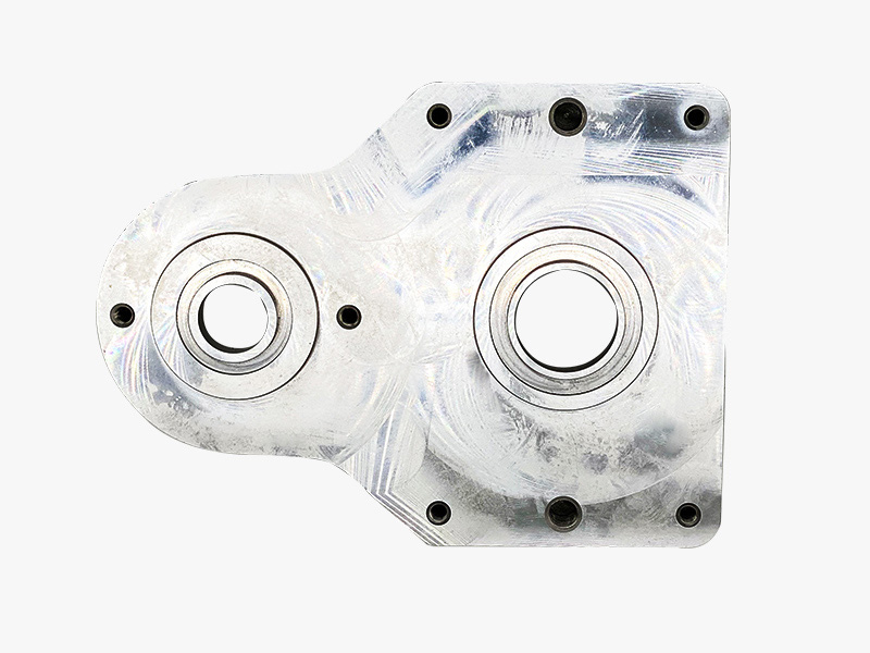Customized OEM High Precision CNC Machining Auto Engine Cylinder Block parts